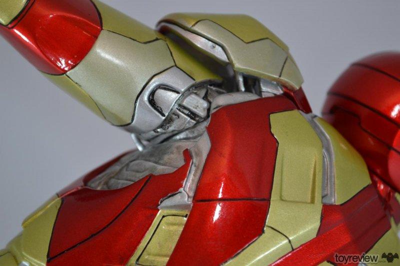 IRON STUDIOS: IRON MAN 3 MARK XLII LEGACY REPLICA  1/4 SCALE Iron_man_mark_42_iron_studios_legacy_replica_toyreview-com-58