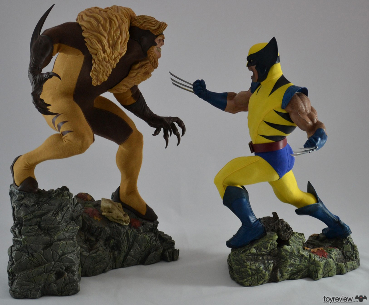 [Iron Studios] Diorama The Avengers: Thor Statue 1/6 scale - Página 8 Wolverine-sabretooth-premium-format-diorama-sideshow-collectibles-toyreview-1_800x1200