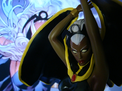 Marvel Comics Presents - The Kotobukiya Collection - Storm Fine Art Bust