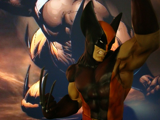 Marvel Comics Presents - The Kotobukiya Collection - Wolverine Fine Art Bust