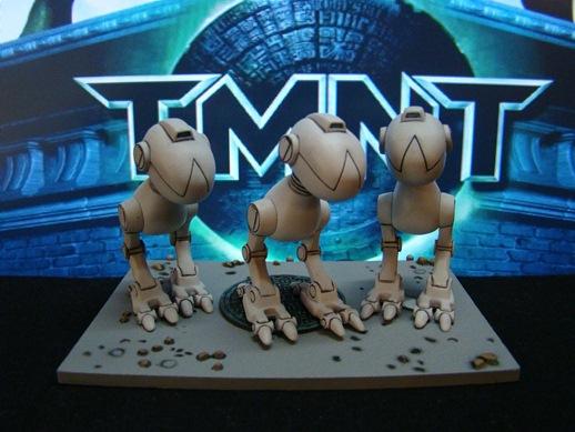 TMNT - Mousers - Neca (2008)