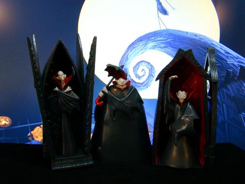 Nightmare Before The Christmas – Vampire Brothers: Opened Coffins – Neca (2001)
