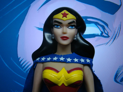 Justice League Unlimited - Wonder Woman - Mattel (2007)