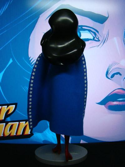 Justice League Unlimited - Wonder Woman - Mattel (2007)