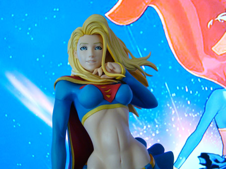 ArtFX - Supergirl - DC Direct / Kotobukiya (2007)