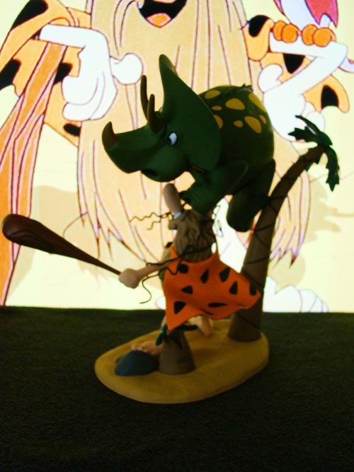 Hanna-Barbera – Series # 2 – Captain Caveman: Captain Caaaaaaaaaaaaave-man!! - McFarlane Toys (2006)