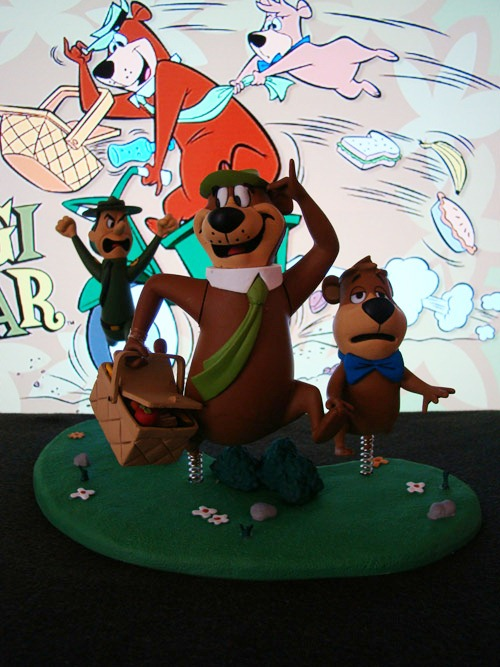 Hanna-Barbera – Series # 2 – Yogi Bear: Smarter than your average bear - McFarlane Toys (2006)