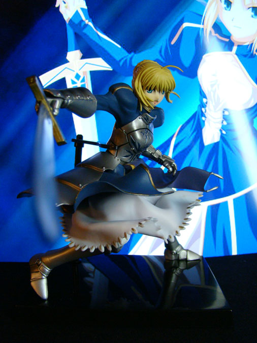 Fate Stay Night - Saber Real Figure - Taito (????)