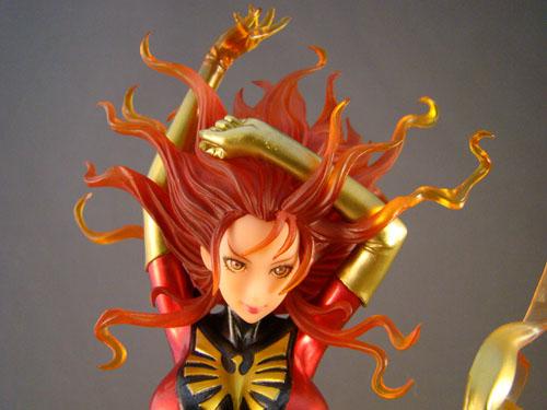 Marvel Comics – Dark Phoenix Bishoujo Statue – Kotobukiya (2010)
