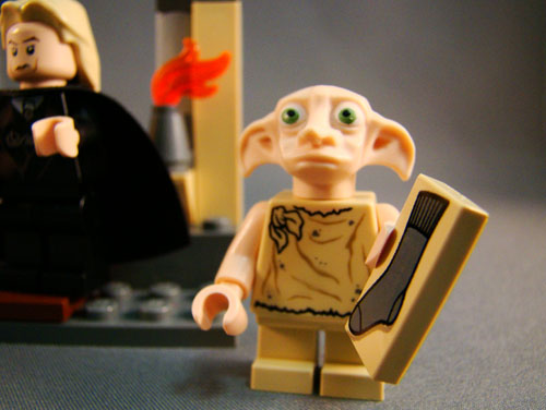 Harry Potter - Lego Harry Potter Sets - Freeing Doby - Lego (2010)