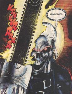 Uma das cenas mais maneiras dos quadrinhos na década de 90.