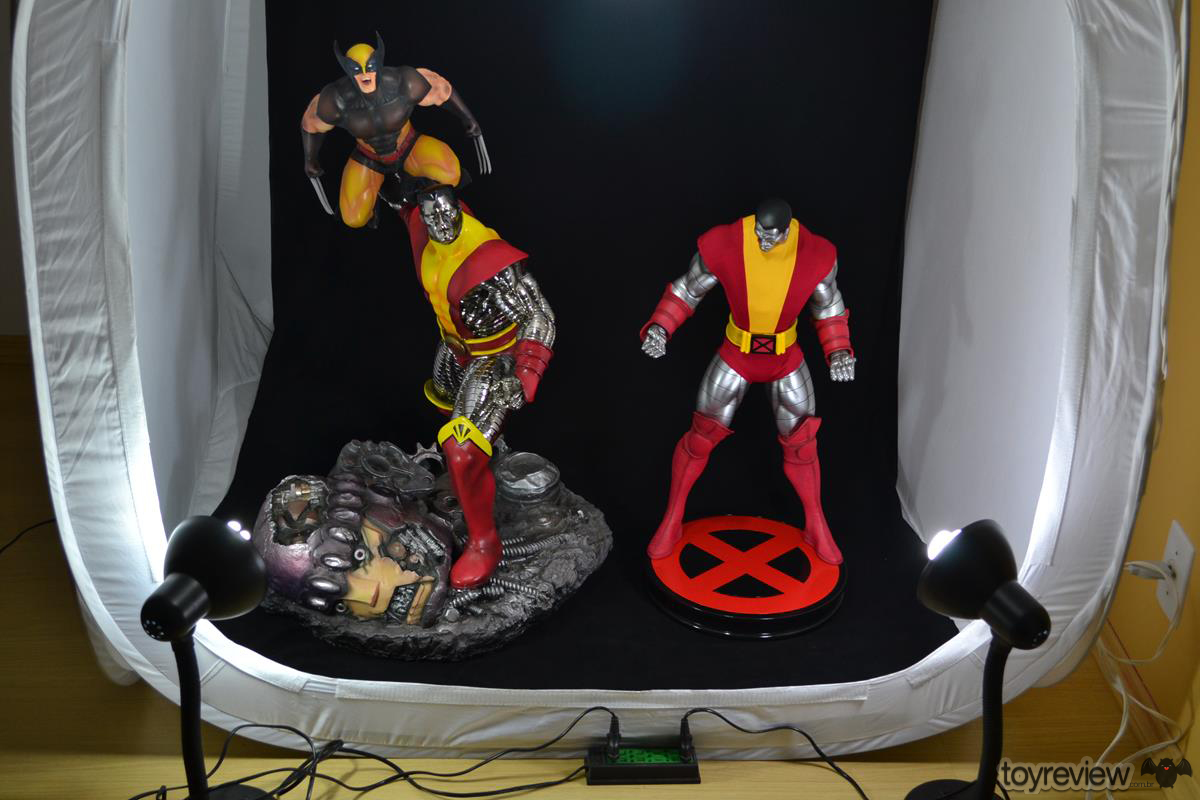 COLOSSUS_WOLVERINE_FASTBALL_SPECIAL_HALIMAW_SCULPTURES_DIORAMA_TOYREVIEW (113)