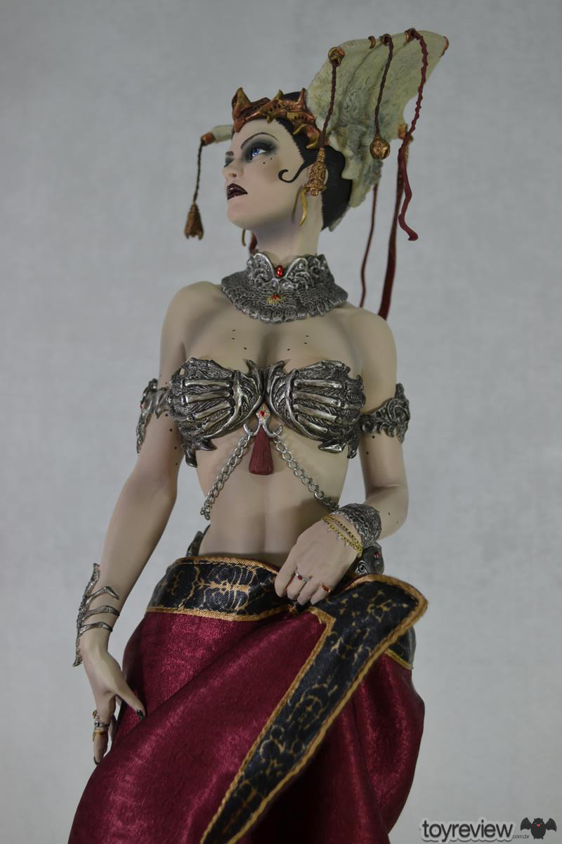 GETHSEMONI_THE_QUEEN_OF_THE_DEAD_PREMIUM_FORMAT_SIDESHOW_COLLECTIBLES_TOYREVIEW (131)
