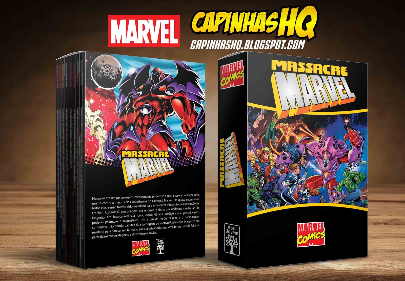 MASSACRE MARVEL 1
