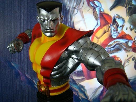 Marvel Comics Presents - The Kotobukiya Collection - Colossus Fine Art Bust