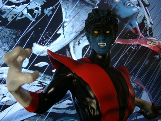 Marvel Comics Presents - The Kotobukiya Collection - Nightcrawler Fine Art Bust