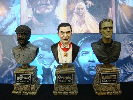 The Monster Legacy Gift Set (Frankenstein / Dracula / The Wolf Man) (1931)