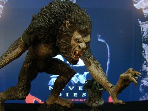 Bram Stoker's Dracula - Dracula: Half Human, Half Wolf - McFarlane Toys (2006)