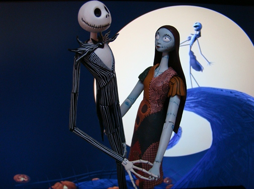 Nightmare Before The Christmas – Spiral Hill Boxed Set: Jack & Sally – Neca (2006)