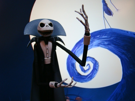 Nightmare Before The Christmas – Vampire Jack - Neca (2005)