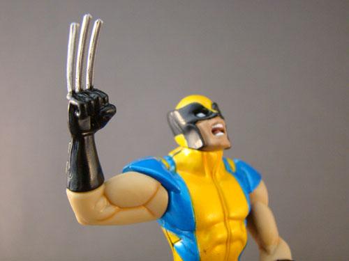 Titanium Series Marvel - Wolverine - 3 3/4