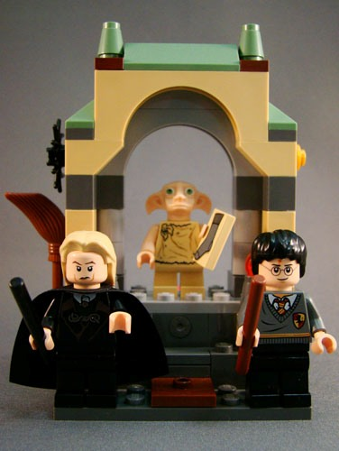 Harry Potter - Lego Harry Potter Sets - Freeing Doby - Lego (2010)